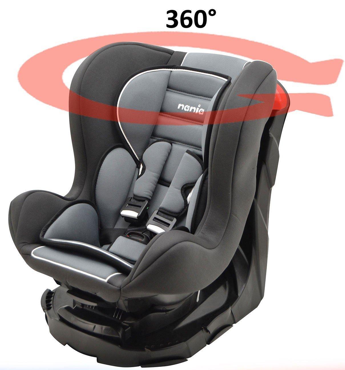 Siège Auto Mycarsit 360°